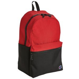 Champion® 21L Script Backpack